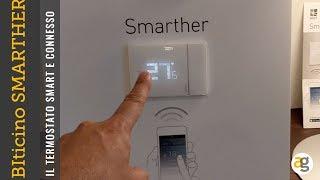 IL termostato CONNESSO e SMART da BTicino SMARTHER, PLAY da OnePlus 5