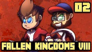 FALLEN KINGDOMS VIII : LE TRÉSOR DU DIEU ! #02