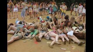 Holi Fest. Russians Did It