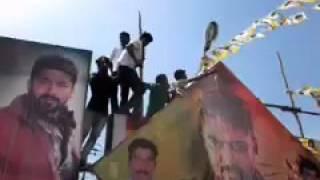 Anjaan mass celebrations @Ram Cinemas Tirunelveli