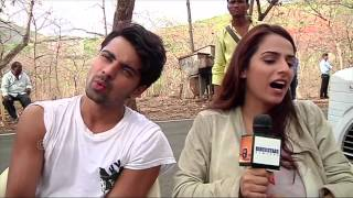 Shravan and Kashmira aka Neil and Sam of Manmarziyaan talk about their BEAT THE HEAT MANTRA