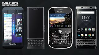 History of BlackBerry Phones | SMILESIDE