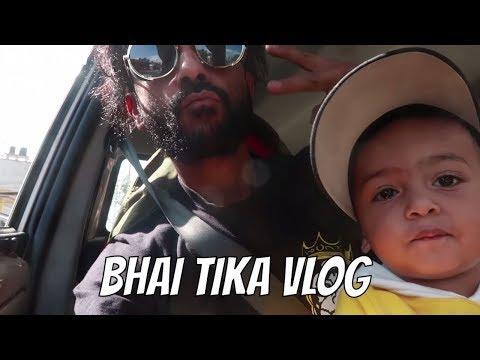 HOW I SPENT MY BHAI TIKA