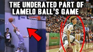 The Underrated Part Of Lamelo Balls