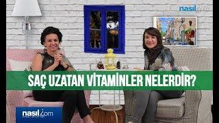 Saç uzatan vitaminler nelerdir?   Saç-Bakım   Nasil.com