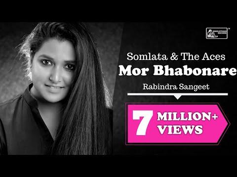 Somlata & The Aces   Mor Bhabonare   Rabindra Sangeet   Somlata Acharyya Chowdhury