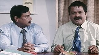 Nuvvu Nenu Movie || Dharmavarapu Subramanyam Comedy Scenes || Back To Back Part  02