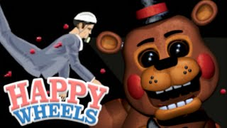FIVE NIGHTS AT HAPPY WHEELS! - Happy Wheels [Ep.114]