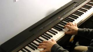 How Great is Our God (Chris Tomlin) - Piano Accompaniment