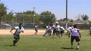 Hmong Flag Football Vicious vs. Front Line