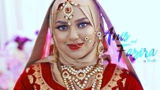 INDIAN MUSLIM WEDDING (Kuala Lumpur, MALAYSIA) : Anis & Fazira The Engagement By NEXT ART