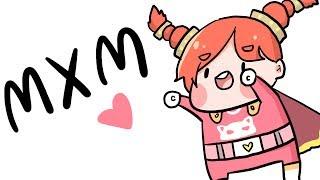 lily plays MXM~ ( ˙꒳˙ )