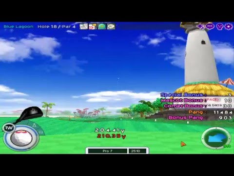 404+10y By YoShirO(e32) First Test Pangya + Download