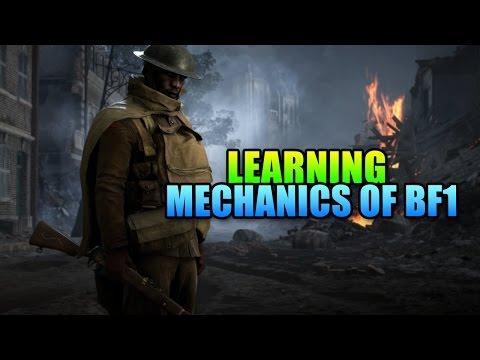 watch BF1 Recoil Direction, Battlepacks, Weapon Skins & More   Battlefield 1 New Mechanics
