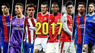 The Best Football Skils Ever 2017-2018 Messi , Ronaldo, Neymer and More