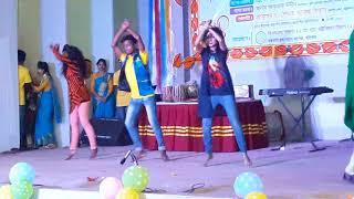 বাংলা ডান্স   বি এম কলেজ   বরিশাল -2017
