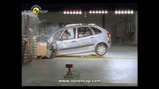 Euro NCAP _ Citroen Xsara Picasso _ 2001 _ Crash test