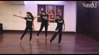 SangVi Dance Classes | Chunar | D Batch