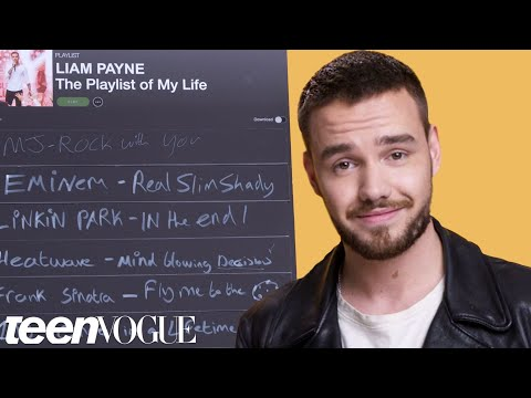 Download Liam Payne Creates the Playlist to His Life | Teen Vogue free