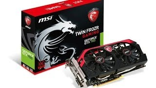 MSI GeForce GTX 760 test ULTRA GRAPHICS (Battlefield 4 China rising chinematic)