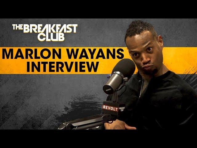 Marlon Wayans Talks 'Woke-ish', Netflix and Mo'Nique, TV Reboots + More