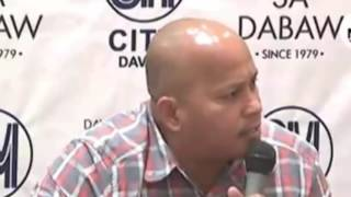 incoming PNP Chief Dela Rosa: Shabu now, pay later | June 3, 2016
