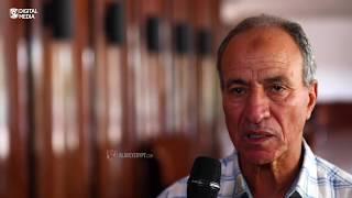 فتحي مبروك: قطاع الناشئين سيدعم الفريق الأول بقوة