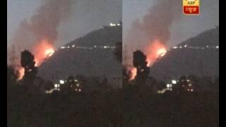 Forest fire halts Vaishno Devi yatra