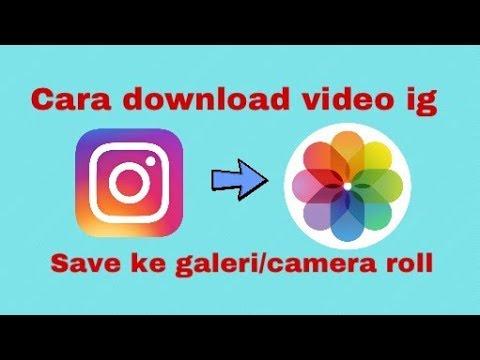 Xxx Mp4 Cara Download Video Ig Save Ke Galeri Iphone 3gp Sex