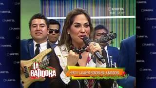 Heidy y La Nueva Sonora le pusieron ritmo y sabor a La  Batidora