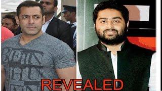 Revealed! Why Arijit apologizes Salman