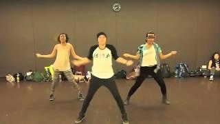 Fredy's O School Hip Hop Class -