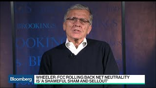 Former FCC Chairman Wheeler Reacts to Net Neutrality Plan