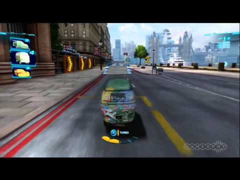 Cars 2 Super Boost Microbus Gameplay Ps3 xbox 360 PC wii DS
