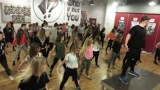 Throttle - Hit The Road Jack   Choreography by Gangster @Help If You Can Dance Workshops