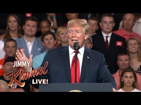 Donald Trump Lied About Jimmy Kimmel