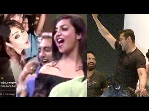 Xxx Mp4 Bigg Boss 11 WINNERS Party At Salman Khan S House Galaxy Apartments In Bandra 3gp Sex