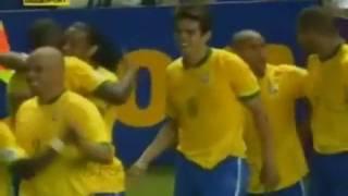 BRAZIL 1 CROATIA 0  world cup 2006