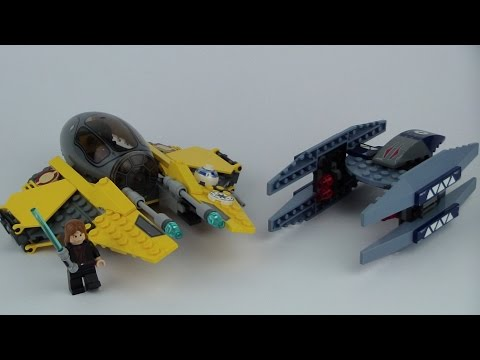 Xxx Mp4 LEGO Star Wars 7256 Jedi Starfighter Vulture Droid Review 3gp Sex