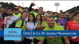 ÜNLÜ & Co, 39. İstanbul Maratonu