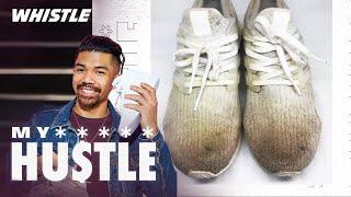 He TRANSFORMS Yeezys and Jordans | Sneaker Restoration CEO