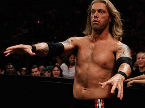 Raw: The Great Khali vs. Edge - Over-the-Top Rope Challenge