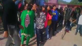 Crazy Dance boys & girls science college | Jammu