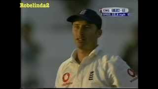 Worst Steve Bucknor LBW decision EVER!!! WTF was he thinking?
