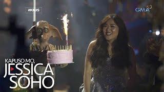 Kapuso Mo, Jessica Soho: Harry Potter-themed debut ni Alyanna
