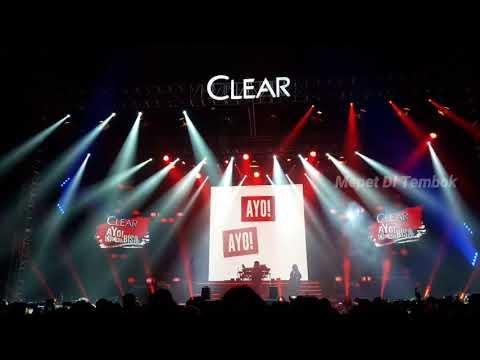Eka Gustiwana, Chandraliow, Vidi dan Gita  Berkolaborasi Di Konser Ayo! Indonesia Bisa