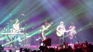The Vamps Live in Manila - On The Floor/High Hopes Mash-up
