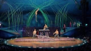Cirque Du Soleil no Brasil com AmaLuna