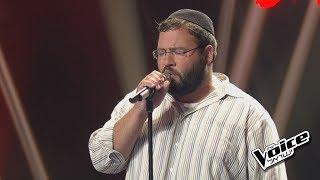 ישראל 4 The Voice: אבי גאנז - No woman no cry