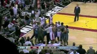 NBA Altercations and Hard Fouls (HQ)